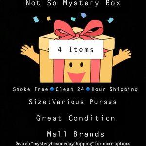 Mystery Box Purses